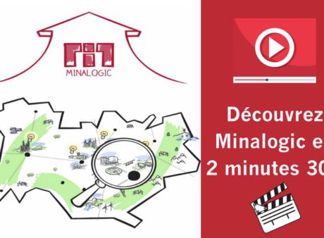 Découvrez Minalogic en 2 minutes 30 !