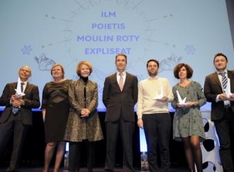 UNIVERSITE CLAUDE BERNARD LYON 1 : Institut Lumière Matière lauréat aux trophées de l'INPI catégorie Recherche
