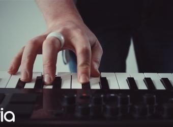 ENHANCIA : la bague connectée des musiciens est récompensée d'un prix CES