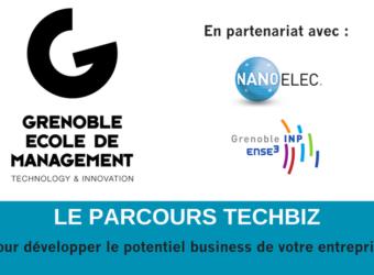 GEM : Le parcours Techbiz : Bénéficiez d'une mission pour développer le potentiel business de votre entreprise