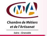 Chambres de Métiers et de l'Artisanat de l'Isère