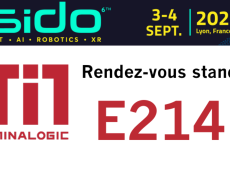 Sido 2020 : rendez-vous stand E214
