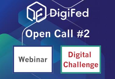 Webinar : découvrez le Digital Challenge, dispositif d'open innovation à l'échelle européenne