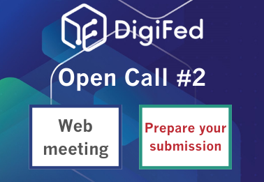 Webinar : meet Digifed technical partners to prepare your submission