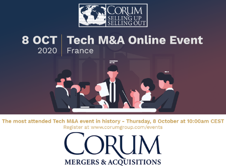 """Tech M&A conference, """"Selling Up, Selling Out"""""""