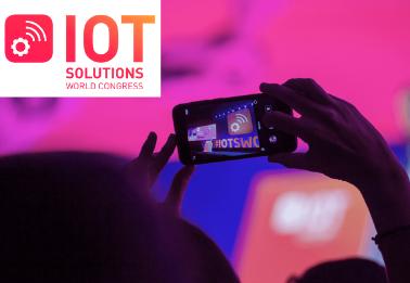 IoT Solutions World Congress 2022