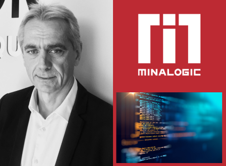 Vincent Biancale comes to Minalogic to head the cluster's software activities