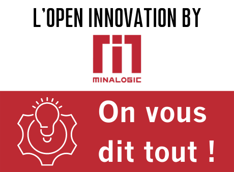 L'open innovation by Minalogic : on vous dit tout !