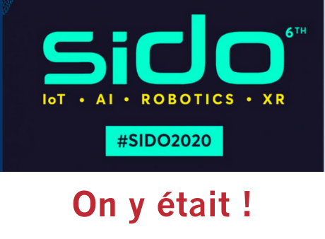 Sido 2020 : on y était !