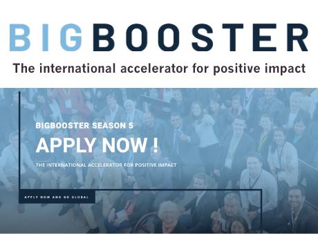BigBooster saison 5 : candidatez avant le 8 octobre
