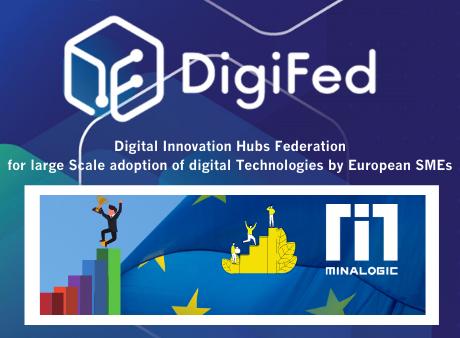 Projet européen DigiFed : formule gagnante pour les adhérents Minalogic