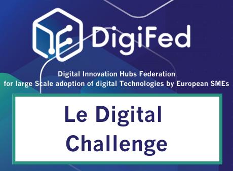 Le Digital Challenge: l'open innovation à l'échelle européenne