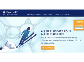 REACTIV'IP : Le site web de Reactiv'IP fait peau neuve