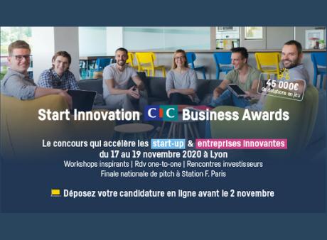 Start Innovation CIC Business Awards