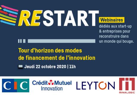 Tour d'horizon des modes de financement de l'innovation
