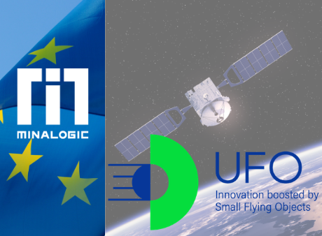 Europe. UFO, technologies embarquées en vol