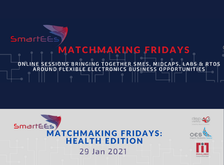 Smartees2 matchmaking fridays - Health Edition