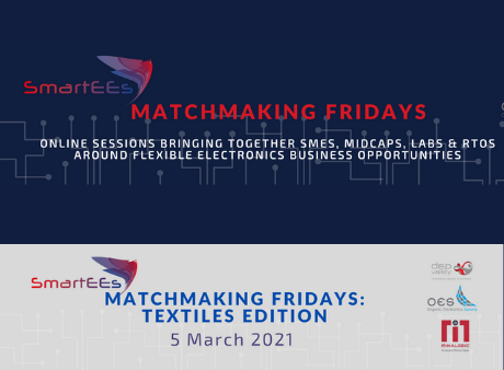Smartees2 matchmaking fridays – Textiles Edition