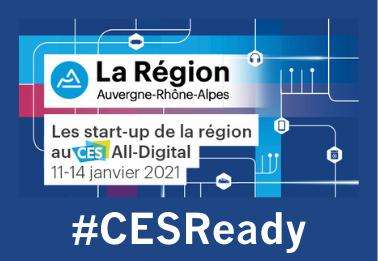 14 entreprises régionales au CES 2021 All-Digital