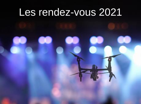 Evénements 2021 : demandez le programme