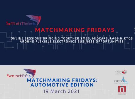 Smartees2 matchmaking fridays – Automotive Edition