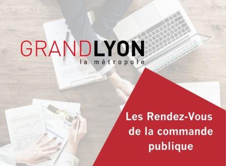 Les rendez-vous de la commande publique de la Métropole de Lyon