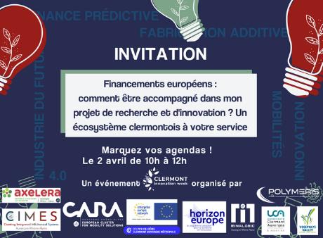 Financements européens : comment être accompagné dans mon projet de R&D ?