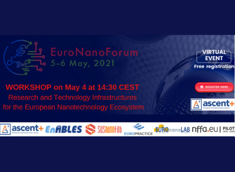 Research and Technology Infrastructures for the European Nanotechnology Ecosystem