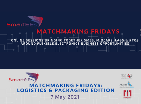 Smartees2 matchmaking fridays – Logistics & Packaging Edition