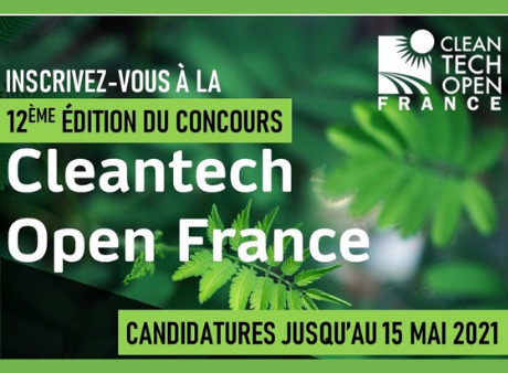 Concours Cleantech Open France 2021