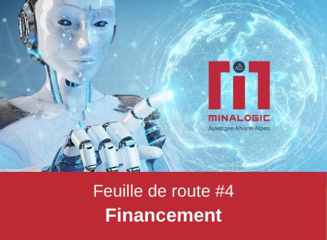Connaissez-vous l'offre d'accompagnement au financement de Minalogic ?