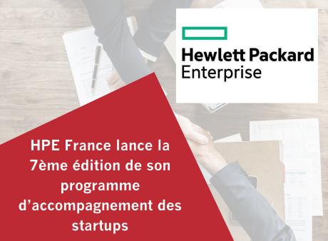 HPE France accompagne les startups