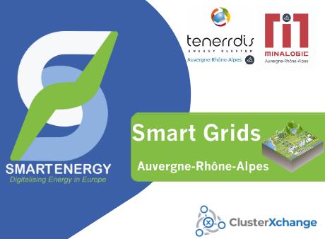 Smart Grids in Auvergne-Rhône-Alpes : une dynamique affirmée, une ambition renforcée