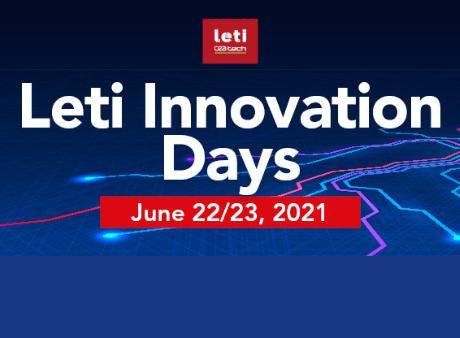 Leti Innovations Days