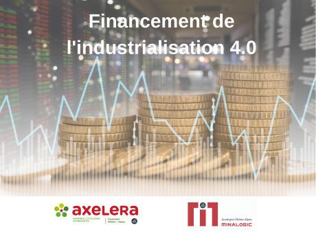 Financement de l'industrialisation 4.0.
