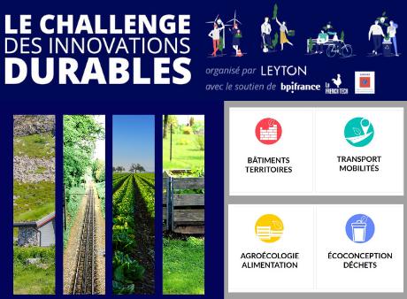 Le challenge des innovations durables