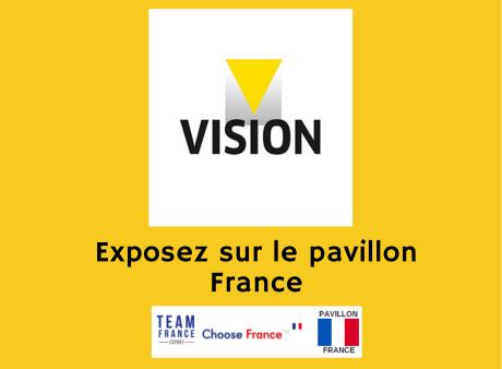 Exposez sur Vision 2021