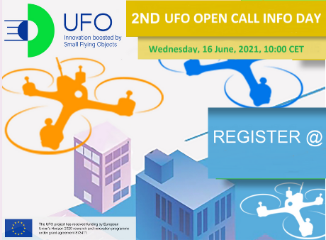 UFO Second Open Call Info Day