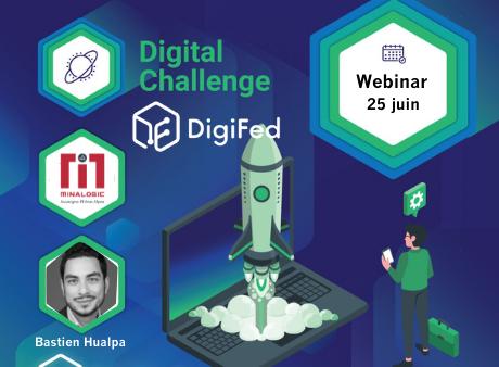Présentation de DigiFed Digital Challenges