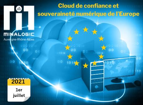 Cloud de confiance et souveraineté numérique de l'Europe