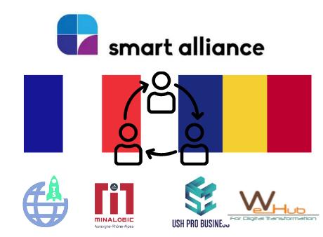Smart Alliance Gateway to South Romania region