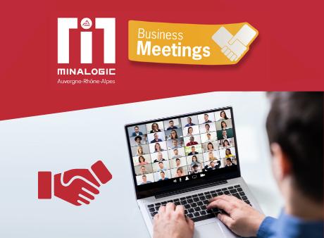 Minalogic Business Meetings 2021 sets new record