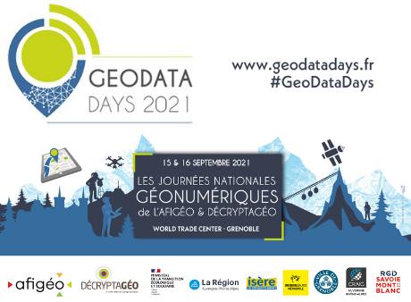 GéoDataDays 2021