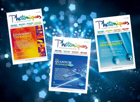 Communiquez dans la revue Photoniques aux côtés de Minalogic