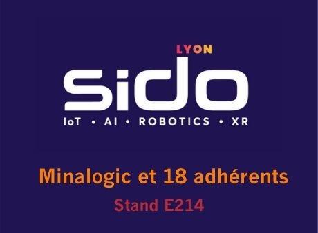 SIDO Lyon - On vous donne rdv stand E214