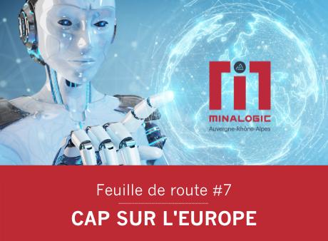 L'Europe plus que jamais au cœur des actions et de l'offre de services de Minalogic