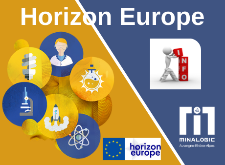 Horizon Europe, Minalogic en ordre de bataille pour vous accompagner