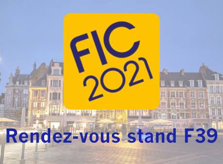 FIC Lille, on vous retrouve stand F39