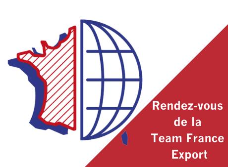 Rendez-vous de la Team France Export