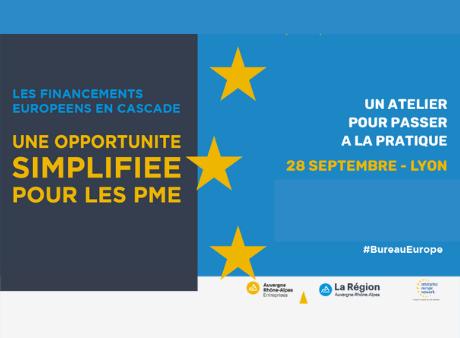 """Atelier sur les financements européens en cascade #2 : le """"cascade funding"""" en pratique"""